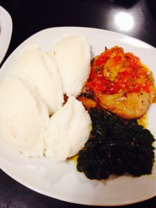 Sadza and Muboora